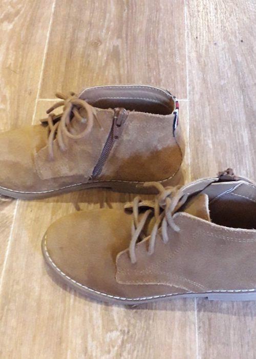 Chaussures cuir Tape à l'oeil P.30 12€